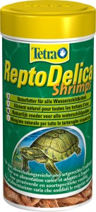 Tetra ReptoDelica Shrimps 250 ml