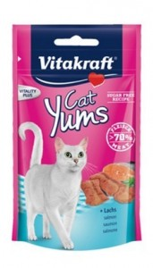 Vitakraft Cat Yums łosoś 40g