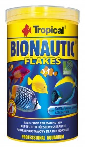 TROPICAL BIONAUTIC FLAKES 1000ML DLA RYB MORSKICH