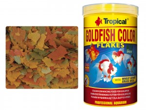TROPICAL GOLDFISH COLOR 1000ml DLA ZŁOTYCH RYBEK