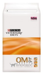 Purina Veterinary Diets Obesity OM Feline 1,5kg