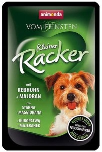 Animonda vom Feinsten Dog Kleiner Racker z kuropat