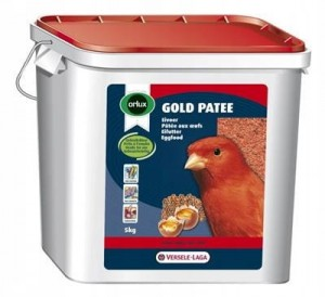 Versele-Laga Gold Patee Canaries red 5 kg