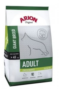 Arion Original Adult Giant Chicken & Rice 12kg