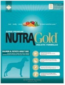 Nutra Gold Holistic Salmon & Potato Adult Dog 3kg