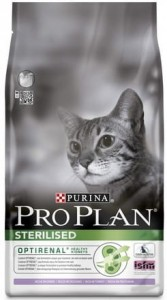 Purina Pro Plan Cat Sterilised Optirenal Turkey 1,5kg