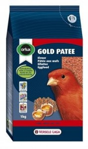 Versele-Laga Gold Patee Canaries red 1kg