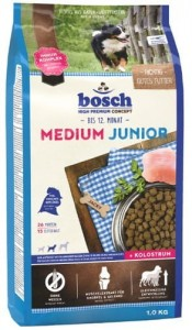 Bosch Medium Junior Breed 1kg