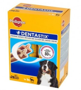 Pedigree Dentastix 25+kg 270g x4